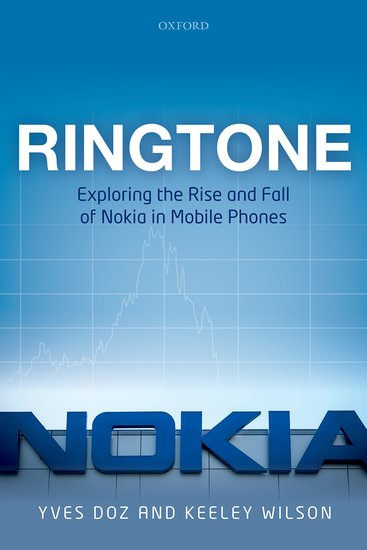 RINGTONE FRONT COVER