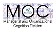 Managerial and Organizational Cognition Logo